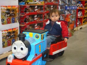 What do you think?  Do you think we were able to get him off the Thomas to leave?