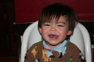 makes Noby one happy boy!