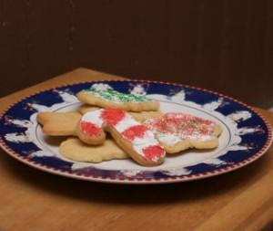 Some with frosting and some without!