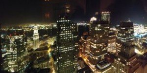 The view from the 38 floor!