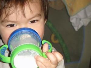 Milk is sooooo good!